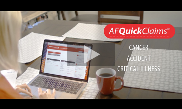 AFQuick Claims Video