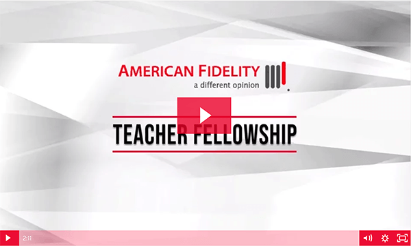 Teacher Fellowship Video